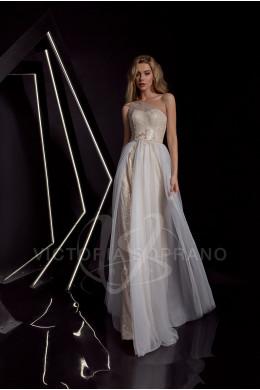 4dd5c6e997a Купить белое вечернее платье в СПб от салона Бурлеск