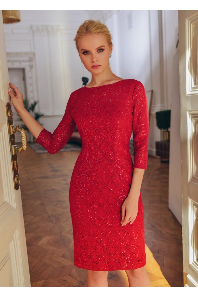 b675e8b1a50 Купить красное вечернее платье Модель №VF008B в СПб в интернет ...