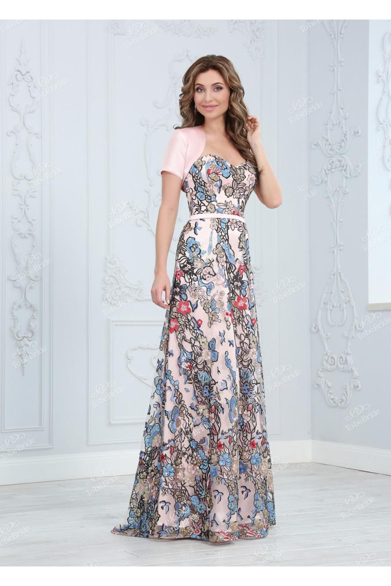 RB031B o Вечернее платье