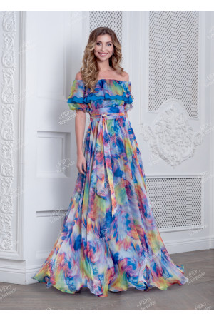 ND135B Вечернее платье