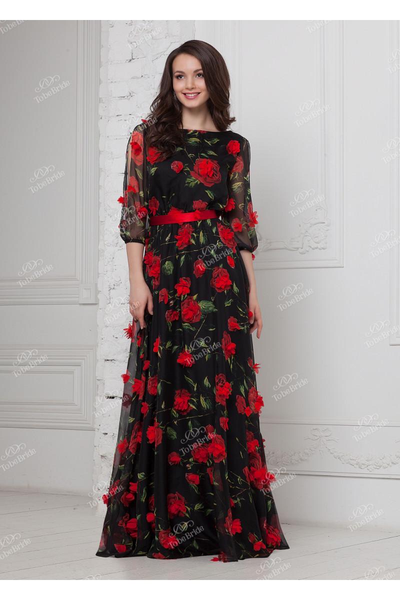 ND155B Вечернее платье