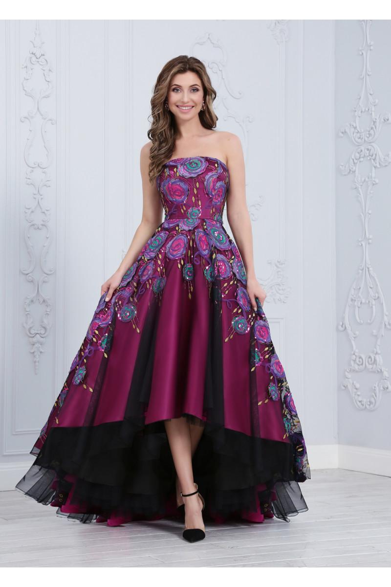 TB114B o Вечернее платье