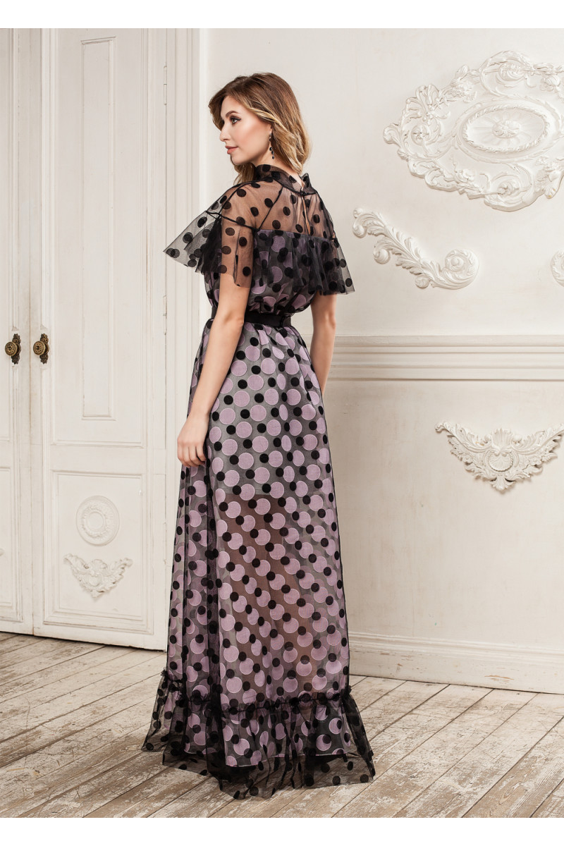 TB065B o Вечернее платье
