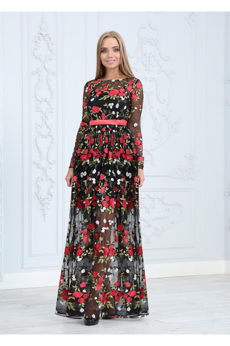 ND217B o Вечернее платье