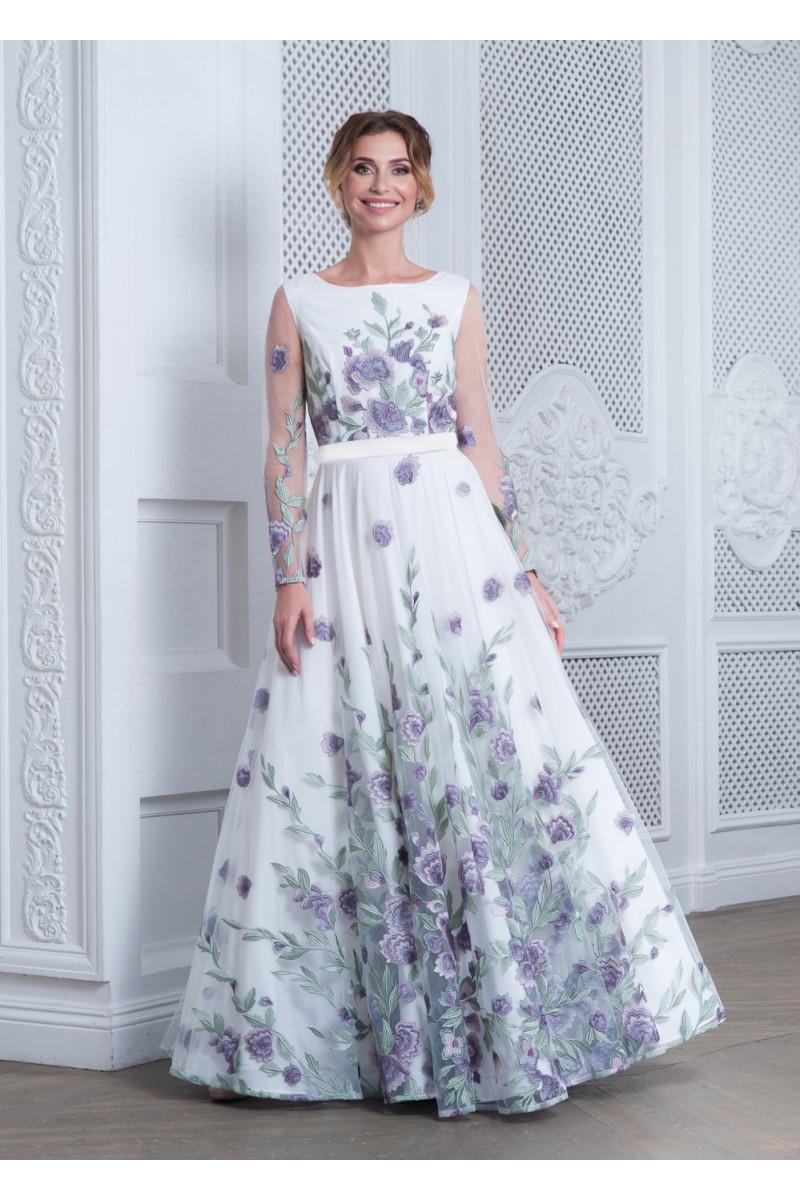 MR018B o Вечернее платье