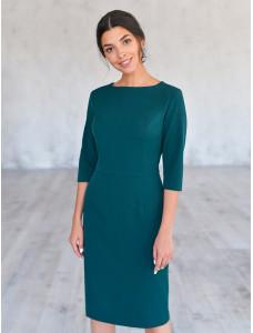 180251TB простое сине-зеленое короткое To Be Bride