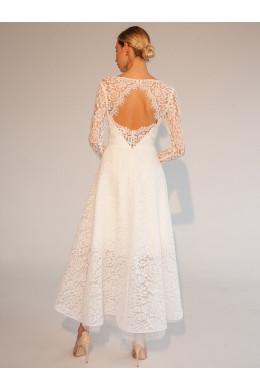 LAF005 белое из кружева To Be Bride_2