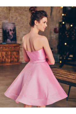 FA089B розовое короткое To Be Bride_2