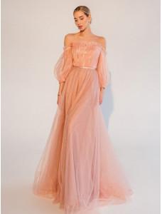 Laf014 розового цвета из фатина To Be Bride