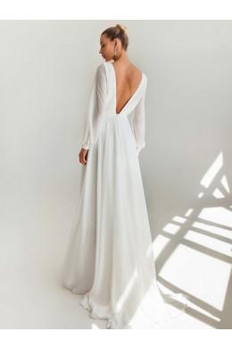 LAF001 белое из шифона To Be Bride