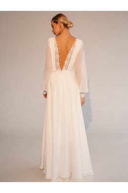 LAF003 из шифона To Be Bride_2