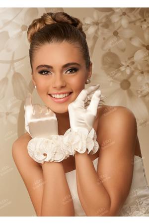 Свадебные Перчатки 9415-2