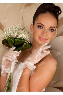 Свадебные Перчатки 9517-2_2