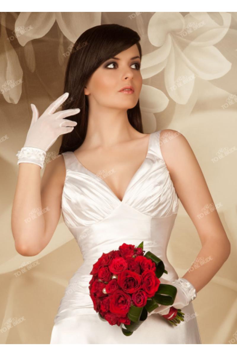 Свадебные Перчатки G0022-2