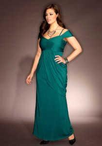 2a055595522 Интернет-магазин «Бурлеск» предлагает вечерние платья больших размеров в СПб  для полных женщин